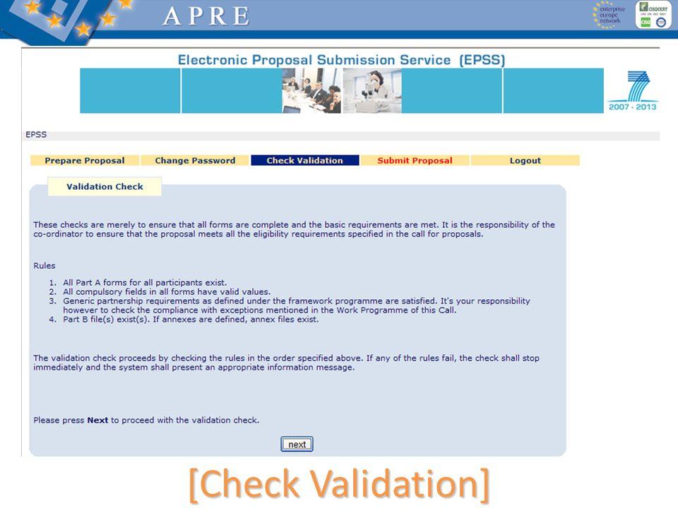 [Check Validation] 46